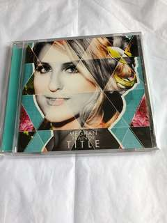 Meghan Trainor Cd Single - Title / All About That Bass