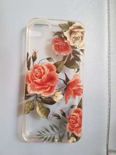 Floral Phone Case for iPhone 5, 5s, SE