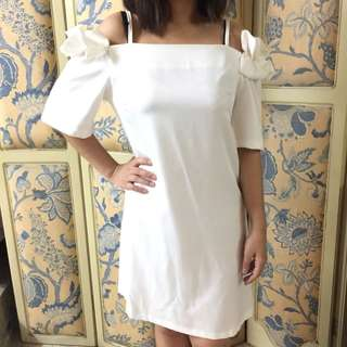 White Dress for Occasions