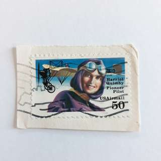 USA Stamp.