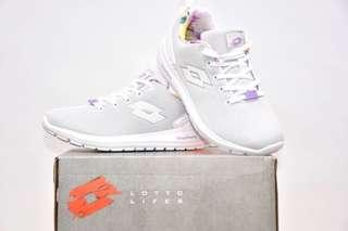 Lotto經典慢跑鞋 布鞋 鞋子 LT7AWR6079