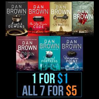 Dan Brown eBooks