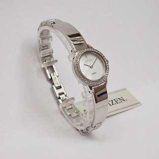 Citizen Women's EJ6130-51D Quartz Watch Mother of Pearl Dial