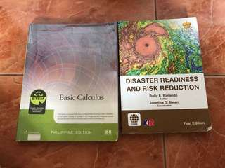 Grade 12 (Senior Highschool) Textbooks