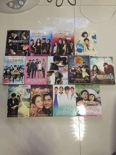 Original Korean Drama Dvd Set - all title selling $10 each includes postage