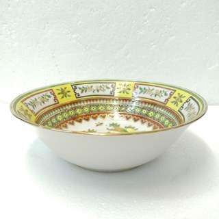 金邊牡丹富貴湯碗