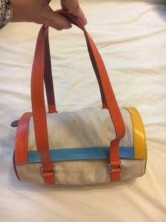 Escada Sport Handbag. Nylon with leather.
