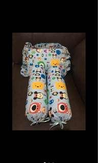 Bantal guling baby set