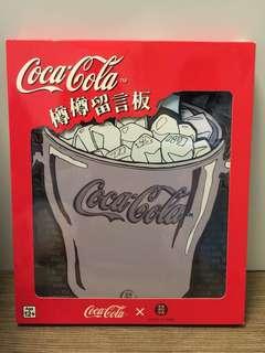 可口可樂~冰桶留言板