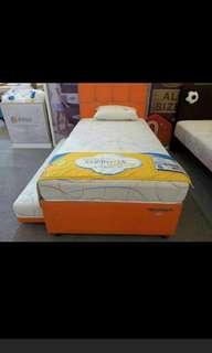 Comforta Spring Bed Cicilan Ringan Mudah dan Cepat