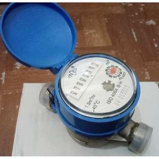 Water Meter 13mm