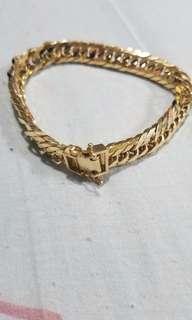 Japan Gold Bracelet