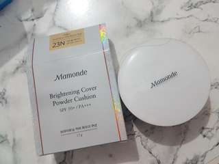 Mamonde Brightening Cover Powder Cushiom