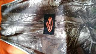 Realtree drawstring bag