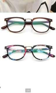 Floral specs