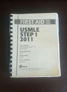 USMLE Reviewers Back Editions
