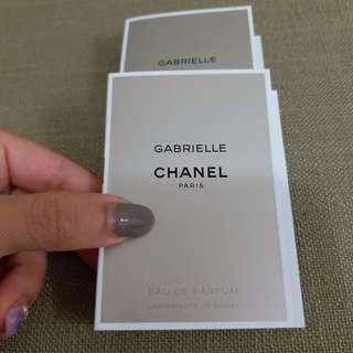 [試用裝] [Sample] Chanel Gabrielle Perfume for women Eau De Parfum EDP 香水試用裝 1.5ml [全新] **只有一支**