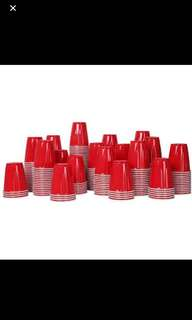 Red Cups