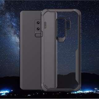 Samsung Galaxy S8 S9/S8 S9+ Luxury Slim HD TPU Silicone Case