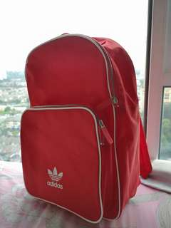 Adidas Backpack (Red)