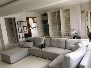 Studio apartment living in a 4 room HDB