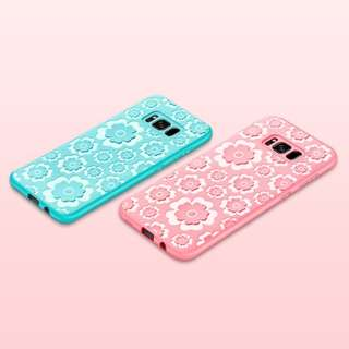 Samsung Galaxy S8 S9 / (Plus) Slim Protection Soft Phone Case