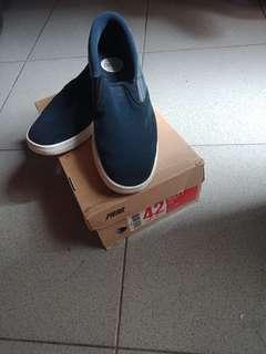 Sepatu Slop Piero Rolly Majolica/Blue