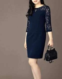 Plus Size Classy Dress