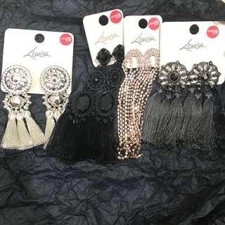 Lovisa Earrings & Rings