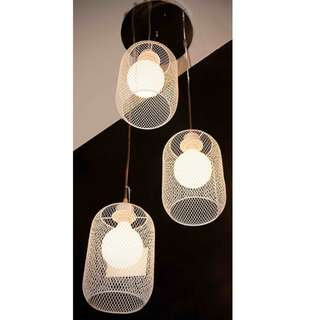 LSH Contemporary Style Decorative Pendant Light (14177/3)