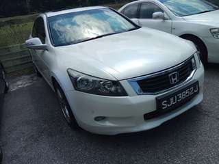 Honda Accord 3.5A v6