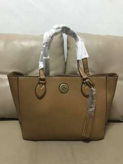 Authentic Anne Klein Khaki Handbag