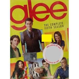 English Drama Glee The Complete Fifth Season 6DVD
