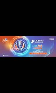 Buying Ultra Ticket for both days