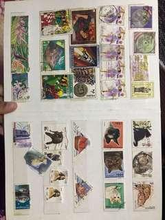 Malaya Stamps