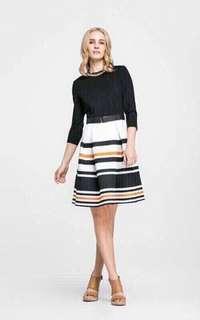 3/4s Sleeve Dress