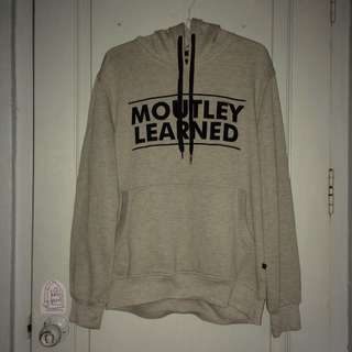 Moutley Learned Pullover Hoodie