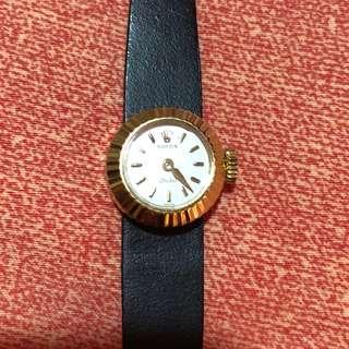 二手 Rolex 懷舊款女錶