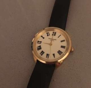 99% new Kate Spade watch 錶(有電)
