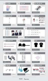【Preorder】Seventeen Concert Ideal Cut Offcial MD