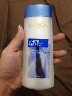 Toner White Perfect