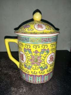 Gelas Mug keramik Cina
