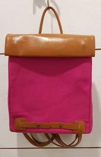 2 way backpack & sling bag