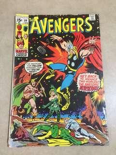 The Avengers no.84