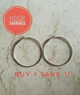 SkinnedPH - Hoop Earrings