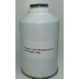 R134 R134a HCF134 refrigerant refill 340g
