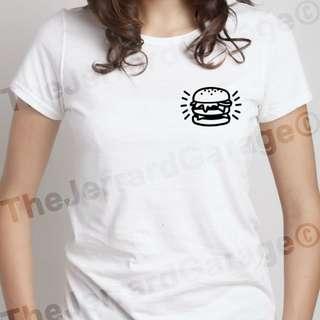 🚚 Burger Time Kawaii Top
