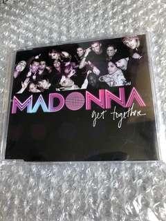 Madonna Cd Single - Get Together