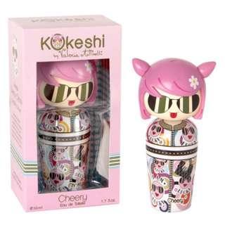 Cheery by Kokeshi Fragrance