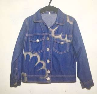 Maong Jacket for Girls